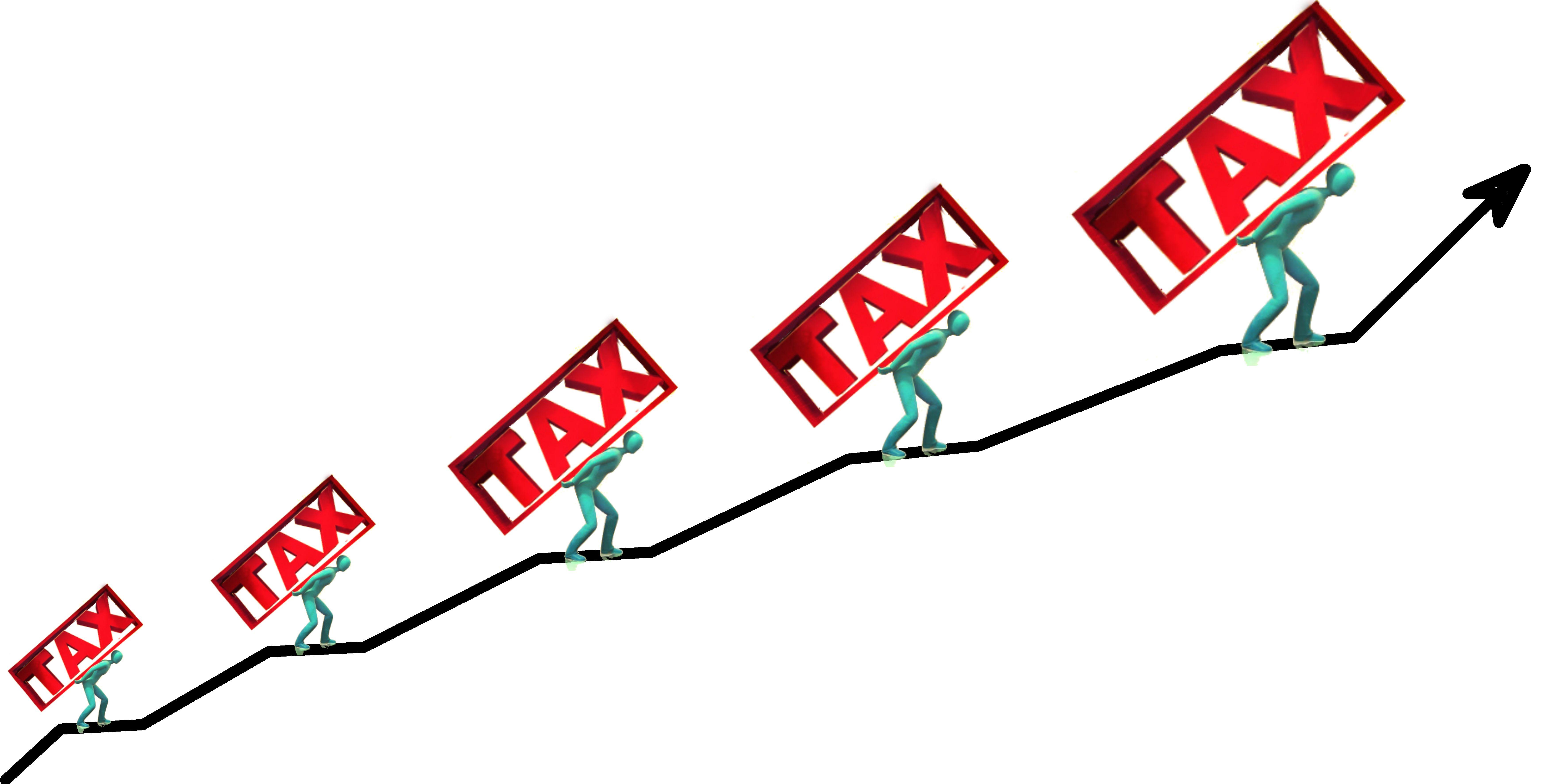 Aumentare le tasse  o eliminare gli sprechi?