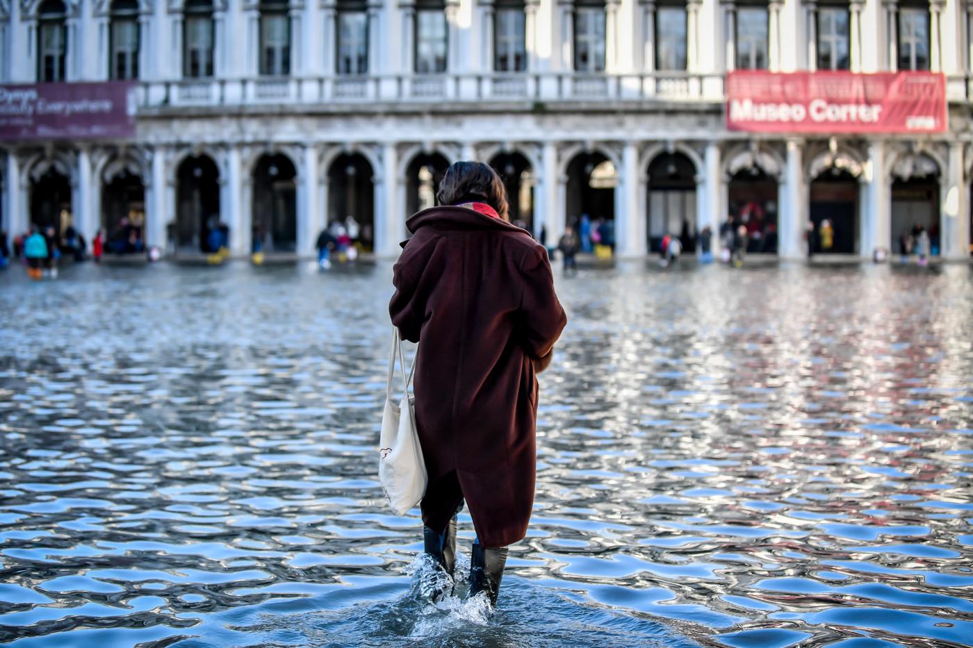 Alluvioni, Mose, ex Ilva: il previsto sfacelo dell'Italia