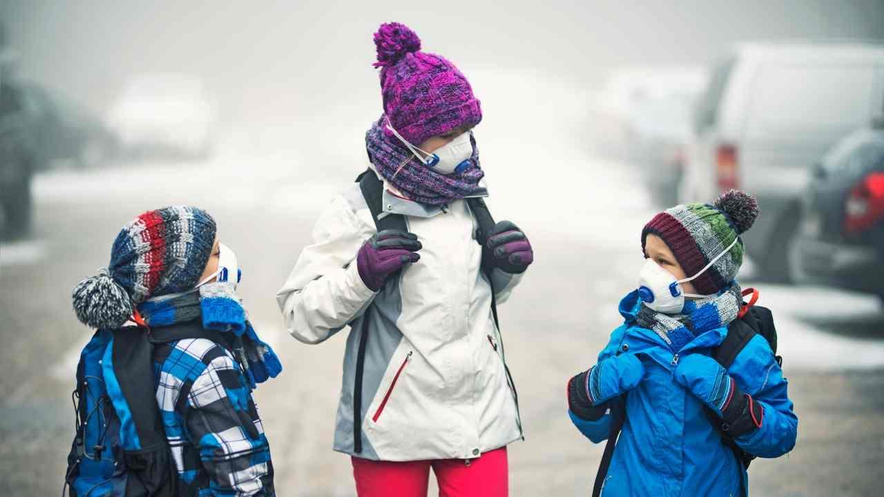 È il clima a mettere a rischio la salute dei bambini di oggi e di domani