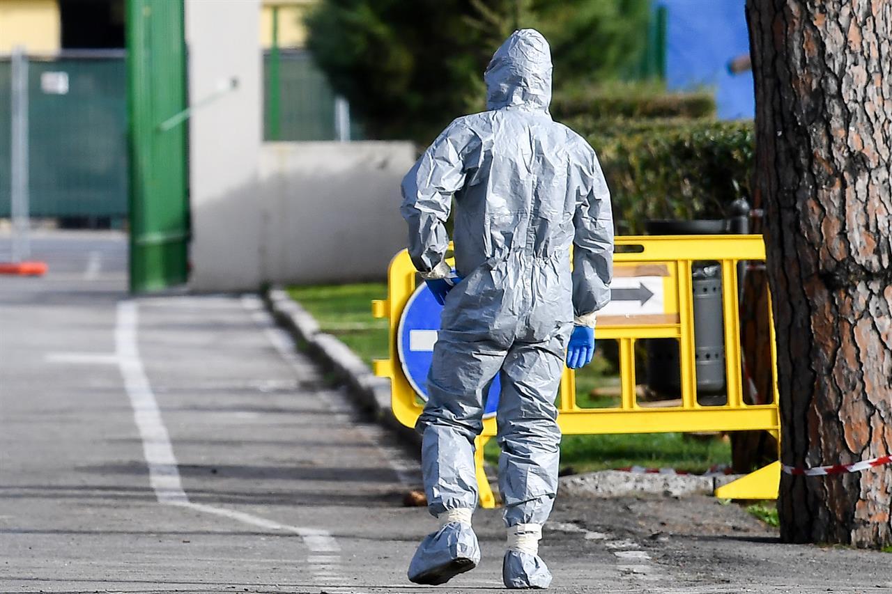 Un giornale fuori... dal panico in un'Italia in quarantena forzata
