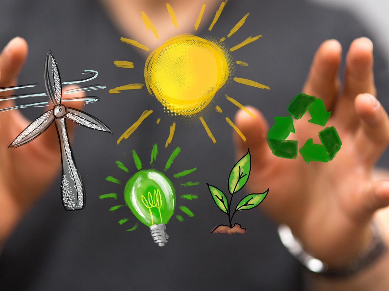 Paolo Ermani: «Le scelte green, quelle vere, che mi hanno cambiato la vita»
