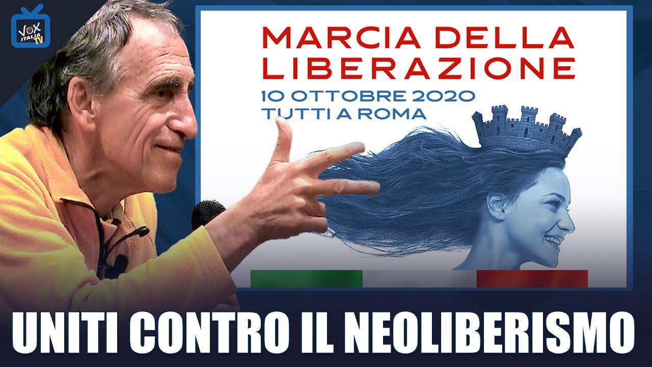 Comitati e movimenti: «Il 10 ottobre in marcia contro il neoliberismo»
