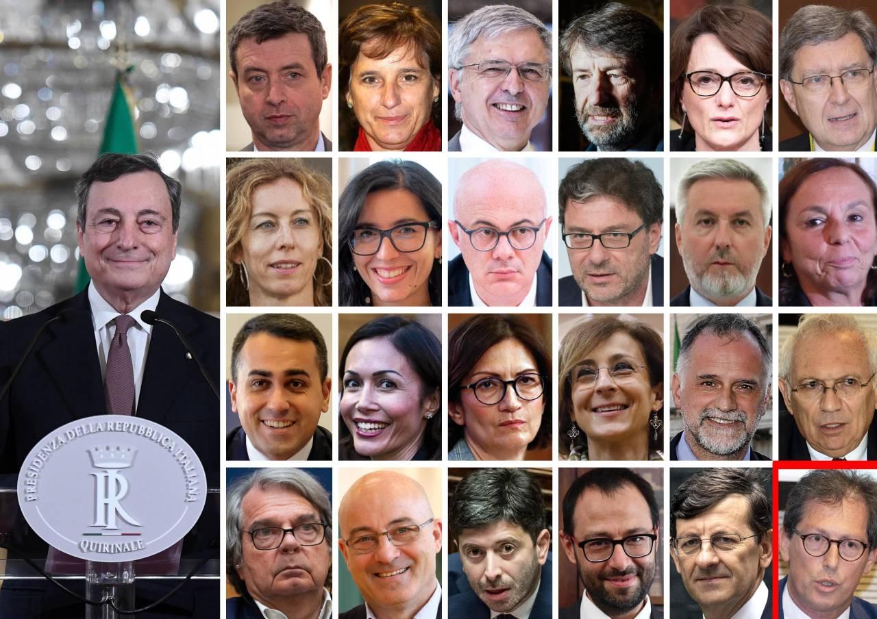 Governo Draghi: il profumo dei soldi fa miracoli e mette d'accordo tutti