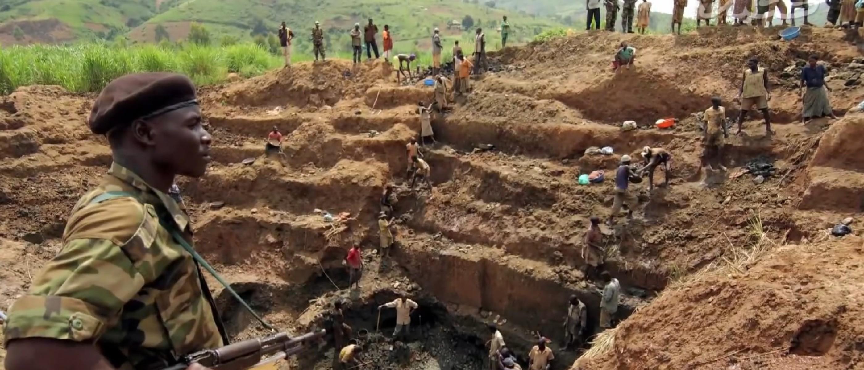 Congo: quelle ricchezze macchiate di sangue