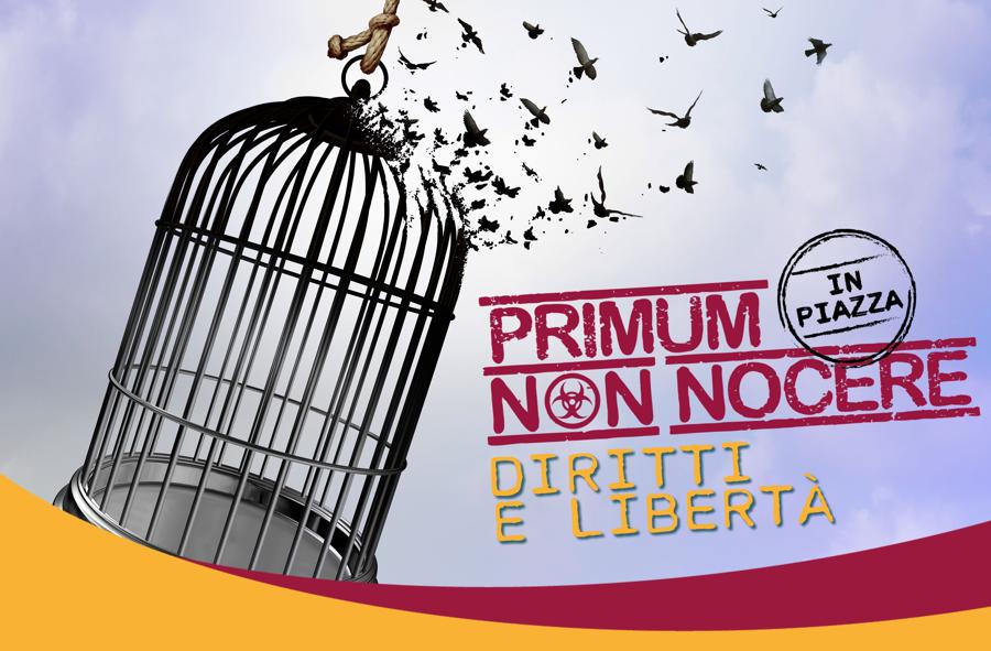Comitati e cittadini in piazza: «Diritti e libertà schiacciate da autoritarismo e incoerenza: il 22 maggio faremo sentire la nostra voce»