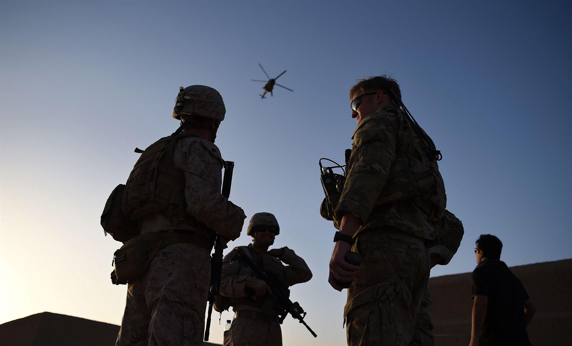 Afghanistan: ha vinto l'industria bellica