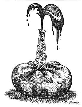 L'inarrestabile corsa del petrolio: superati i 120 dollari al barile