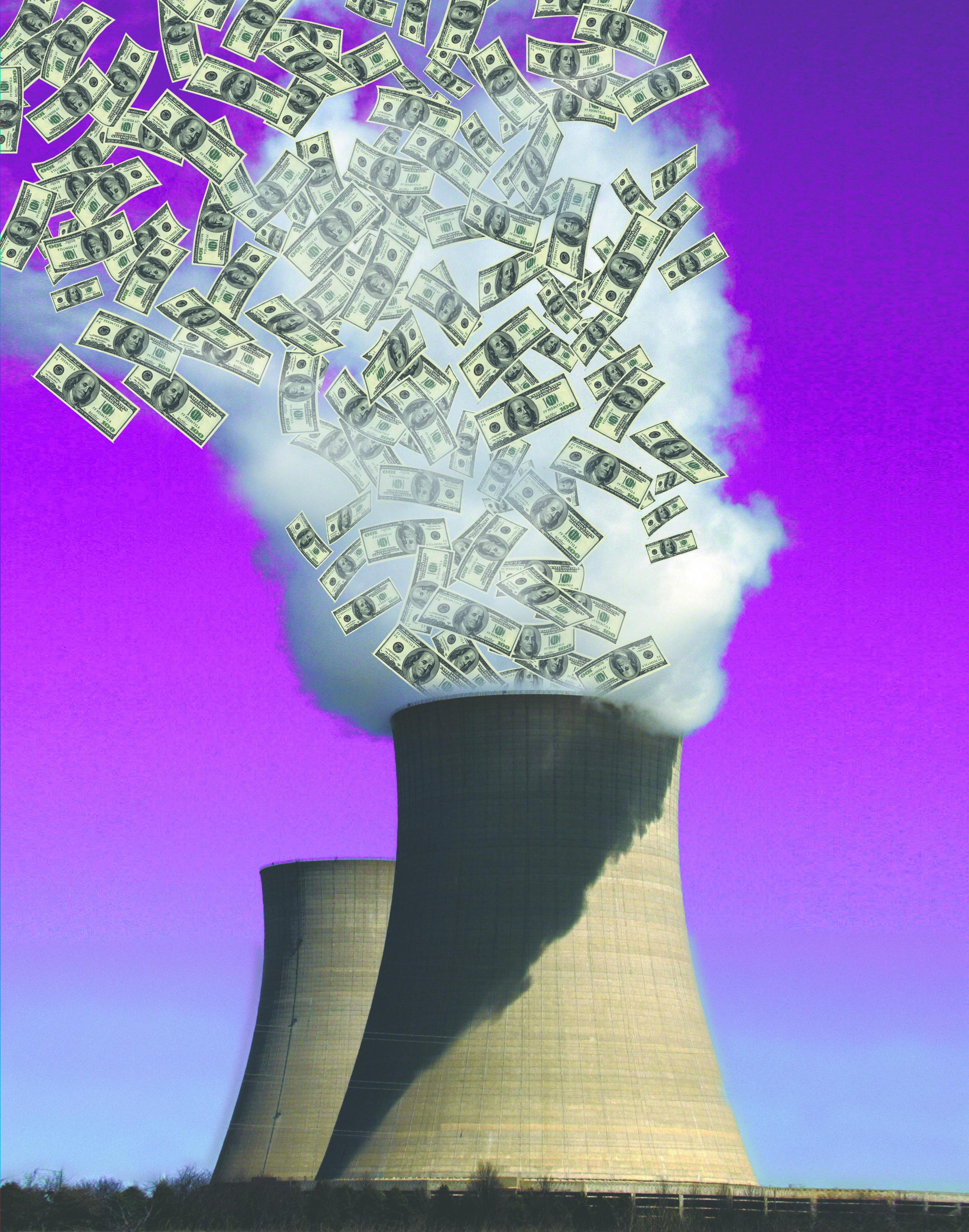 Energia nucleare, un prezzo troppo alto da pagare