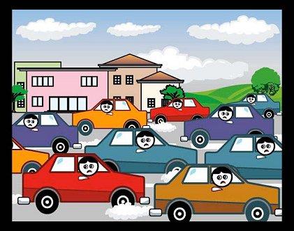 Jungo, un'idea per ridurre il traffico cittadino