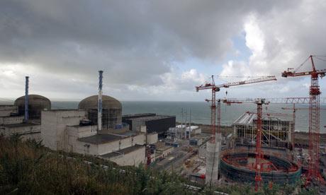 Bloccata costruzione della centrale nucleare EPR a Flamanville, in Francia
