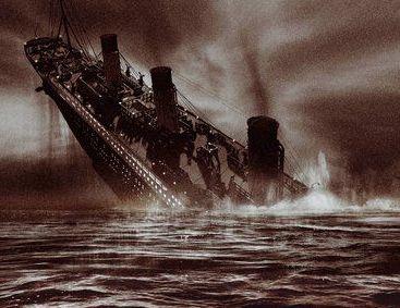 Quando una nave affonda