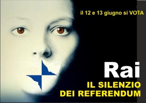 Referendum, dopo la 'par condicio' in Rai la censura continua