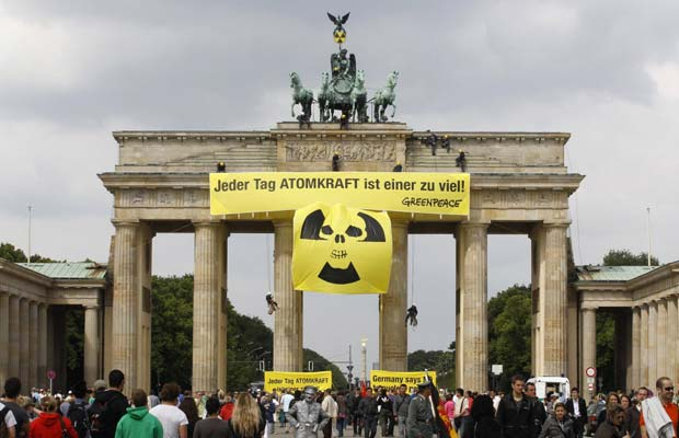 Germania, mai più nucleare, avanti con le rinnovabili