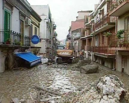 L'Italia delle alluvioni,
