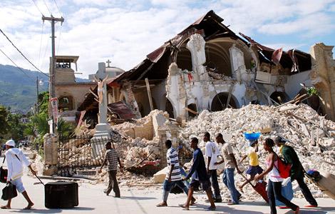 Haiti, dopo la valanga mediatica la ricostruzione è ferma