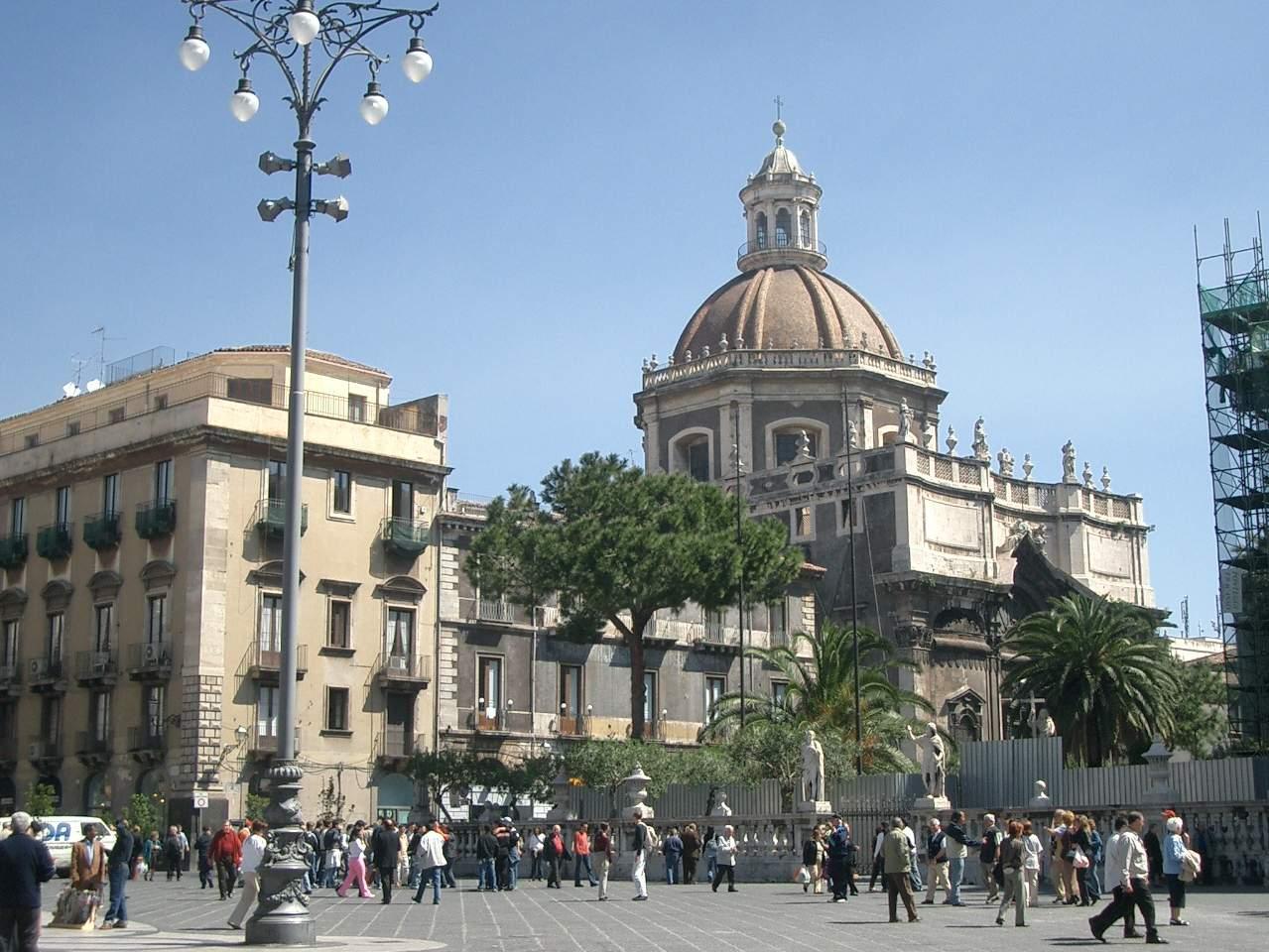 Le 'meraviglie' di Catania, lettera aperta al Sindaco