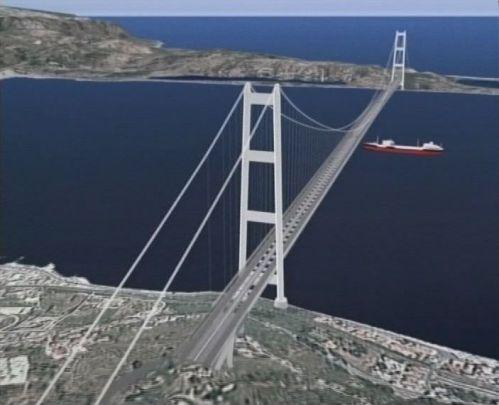 Messina, Ponte sullo Stretto: