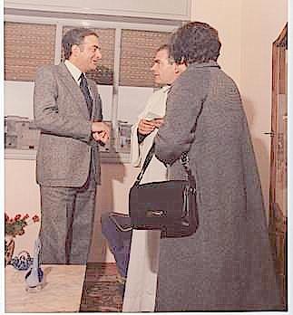 Intervista a Padre Giuseppe Russo, militante nella Palermo anni '70