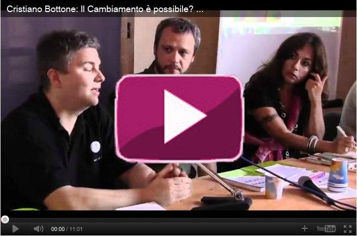 Cristiano Bottone a Terra Futura: cambiare sì, ma cosa? L'esperienza delle Transition Town 1/2