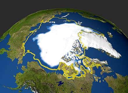 Artico, lo scioglimento dei ghiacci compromette lo scenario geopolitico