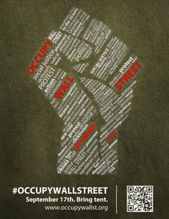 Gli indignati d'oltreoceano occupano Wall Street contro la casta