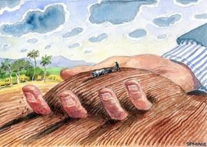 Land Grabbing, quando multinazionali e governi rubano la terra ai poveri