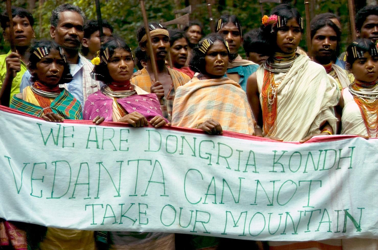 Bauxite, in India i nativi salvano le colline sacre