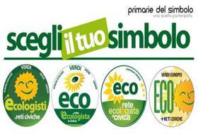 Ecologisti e civici: le primarie per il nuovo simbolo
