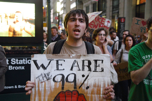 Ad un mese da 'Occupy Wall Street' parte il 'Bank Transfer Day'