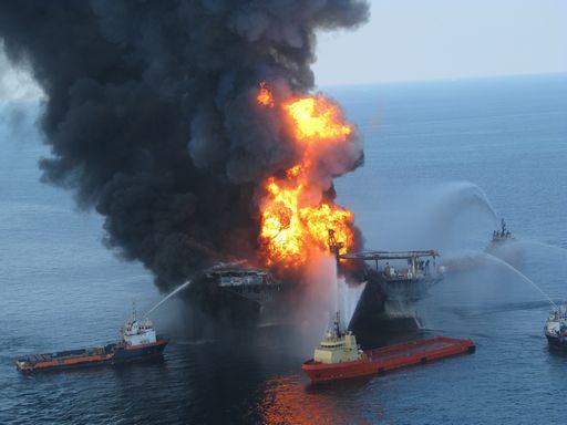 Golfo del Messico: esplode la Vermilion, è remake
