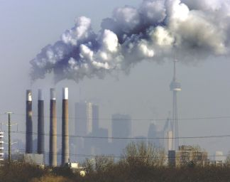 Usa: emissioni in aumento nel 2010. L'aria pulita può aspettare?