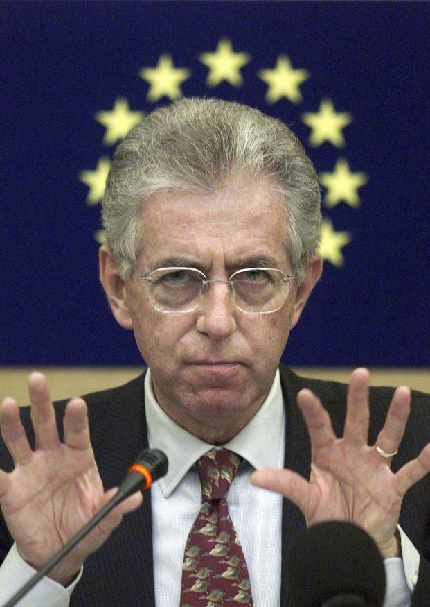 Mario Monti nuovo premier. Verso l'economia del