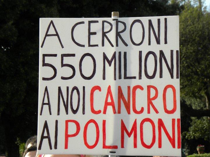 Rifiuti Lazio, sabato ad Albano la lunga marcia contro l'inceneritore