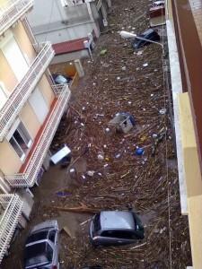 Le vere cause delle alluvioni? Pesticidi e abbandono dei terreni