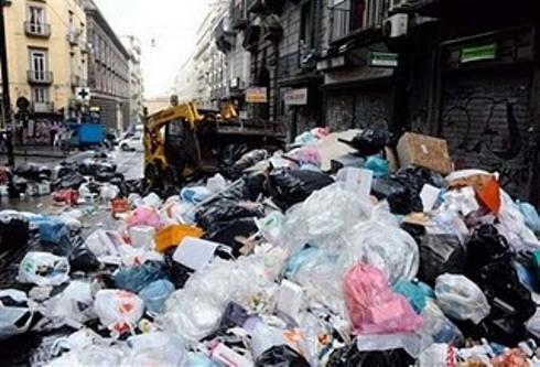 Campania: sui rifiuti nuovo richiamo dall'Unione europea