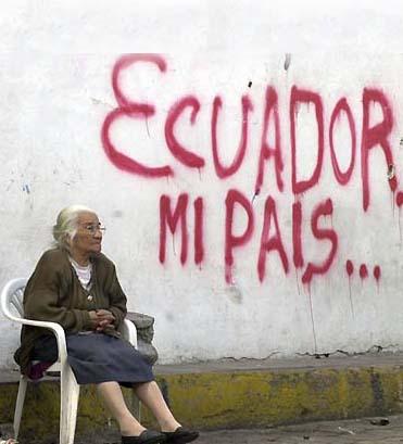 Lezioni Ecuadoriane: se il debito è illegittimo non si paga