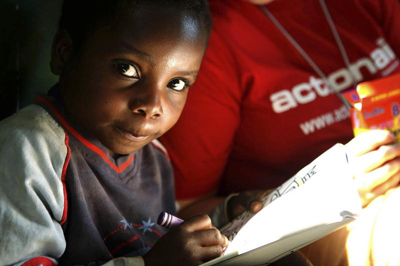 ActionAid e la lotta all'ingiustizia sociale. Intervista a Marco de Ponte