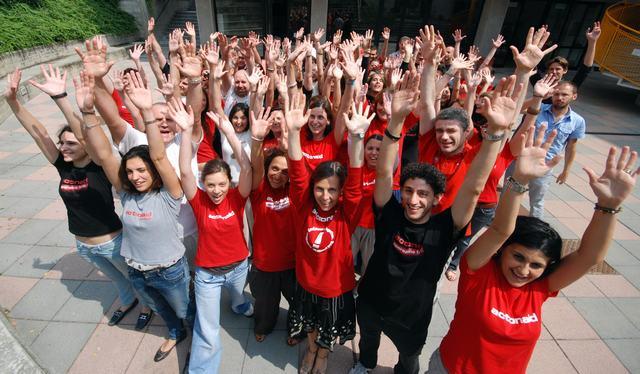 ActionAid. Intervista a Marco de Ponte - Seconda parte