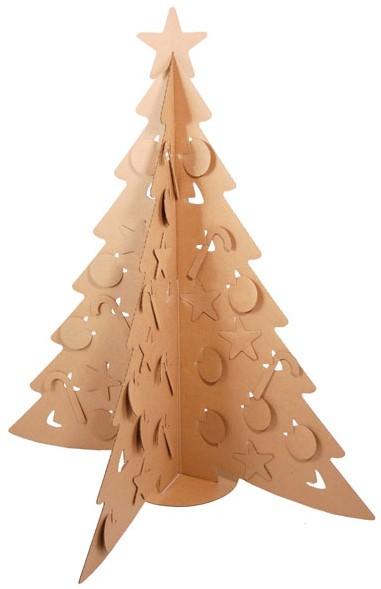 Natale a basso impatto. Per fare un albero ci vuole...