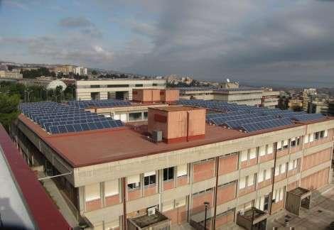 Fotovoltaico. L'Università di Catania riduce l'impatto con un maxi-impianto