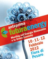Futura  Energy è  a Pesaro dal 10 al 12 febbraio 2012