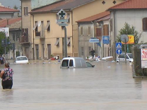 Italia in ginocchio per il maltempo. La storia si ripete