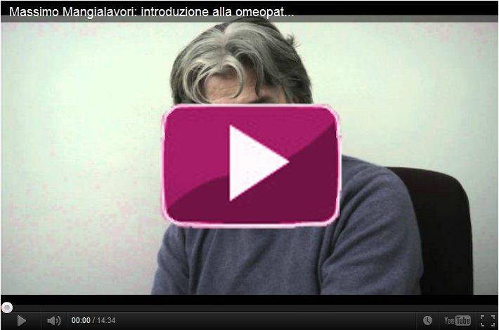Mangialavori: i presupposti della medicina omeopatica