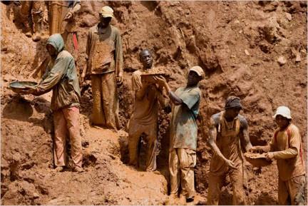 Congo: sempre più aspre le guerre per il coltan