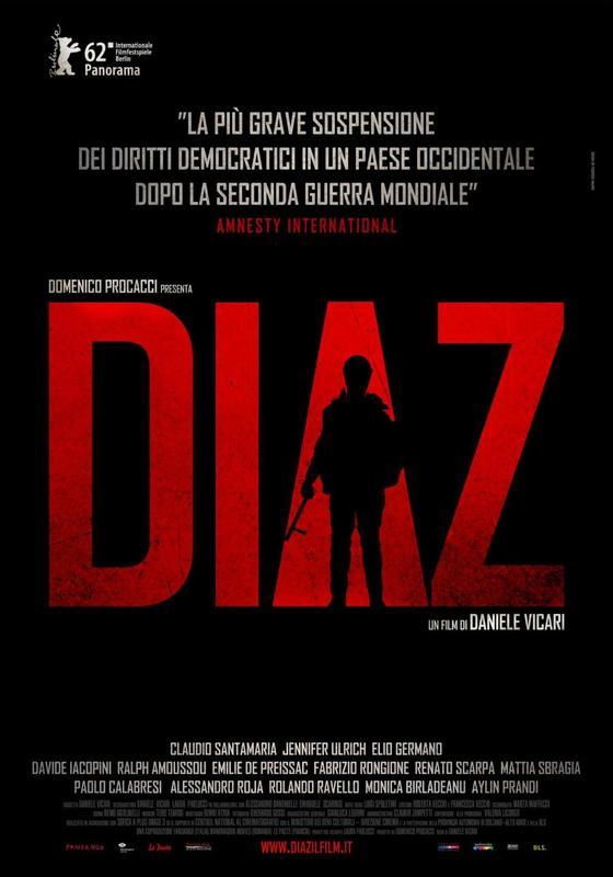 'Diaz', sul grande schermo i fatti del G8 di Genova