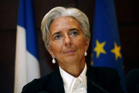 Christine Lagarde e il