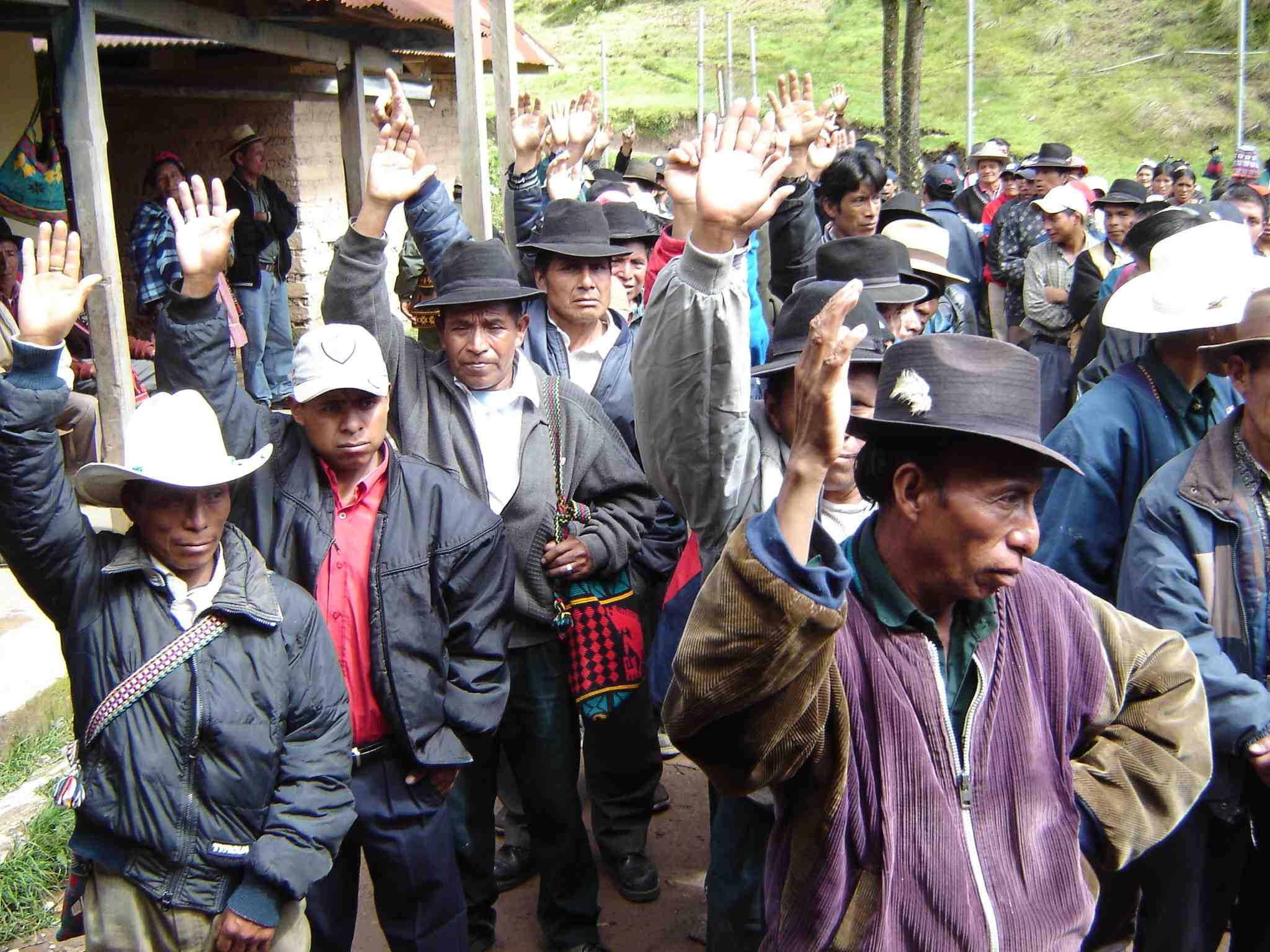 Perù, sulle proteste degli indigeni
