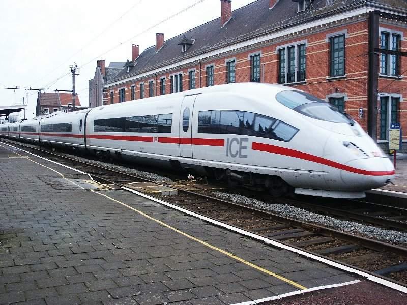 Alta velocità, rallentano i treni tedeschi, ma in Italia si accelera ancora