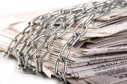Libertà di stampa, nel mondo ne ha diritto una persona su sei