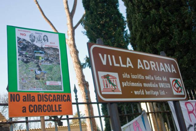 """Stop a Corcolle: """"l'emergenza rifiuti non si risolve in discarica"""""""
